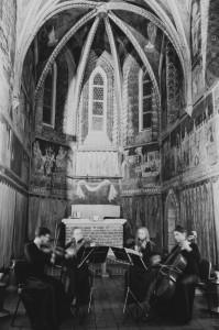 Koncert w Kaplicy Trójcy Świętej na Zamku Lubelskim